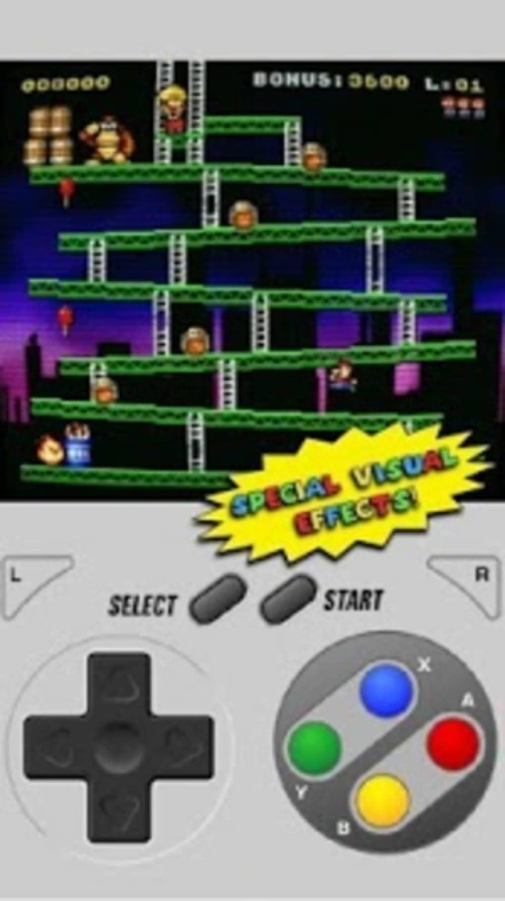 SuperGNES Lite (SNES Emulator) for Android - Download