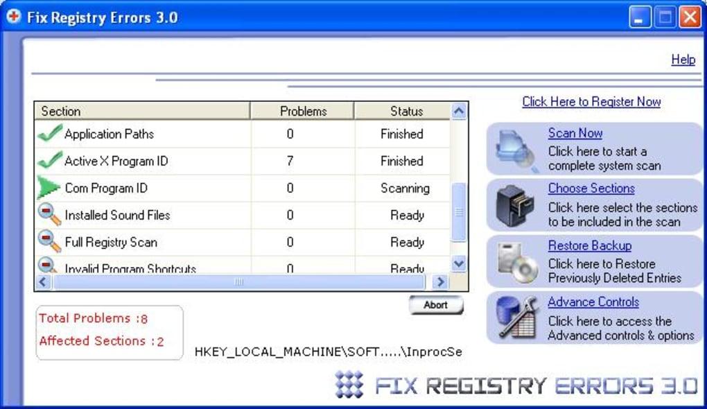 Pc repair software