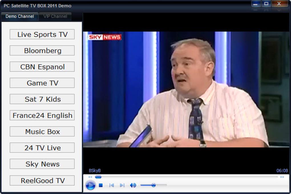 Tv program for pc