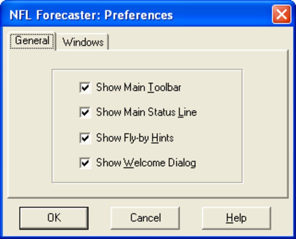 NFL Forecaster