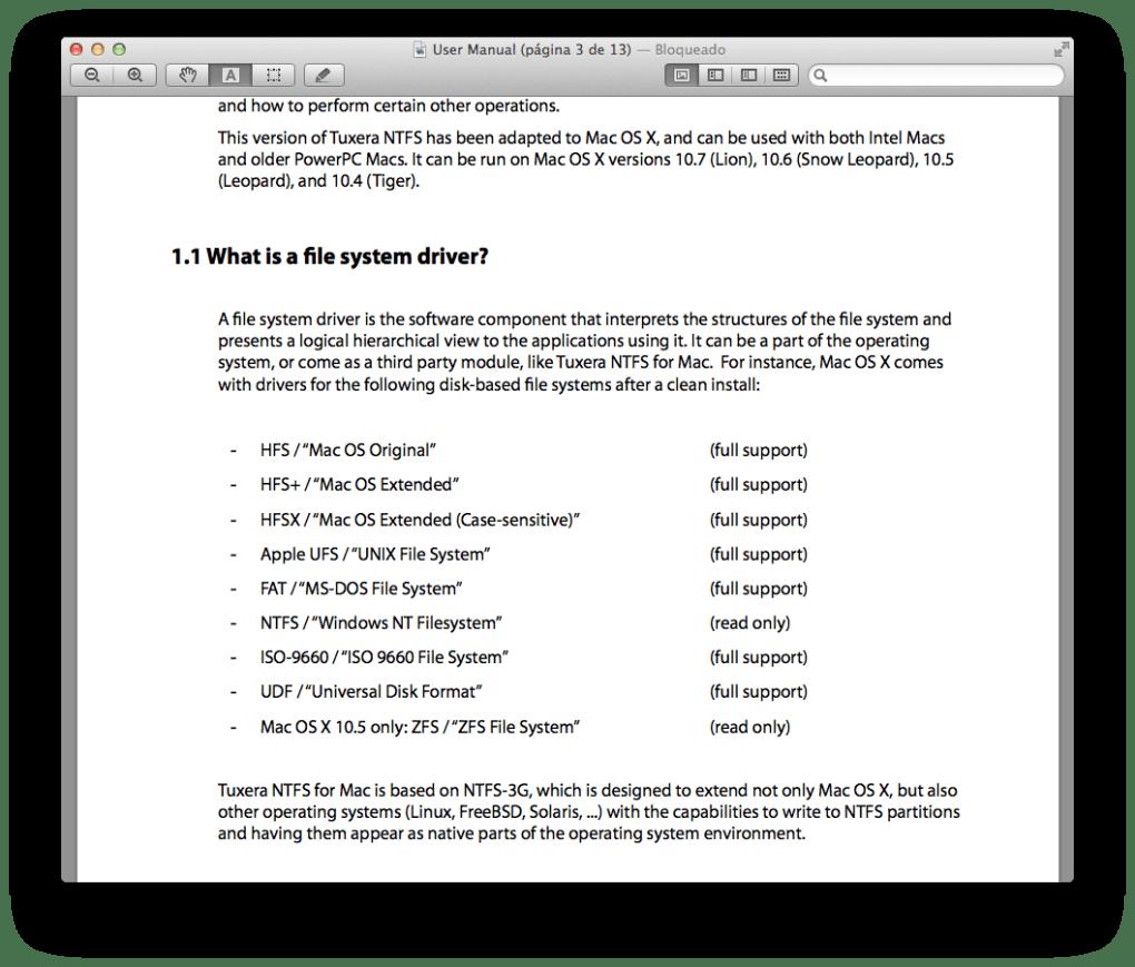 Tuxera Ntfs 2013.2 For Mac
