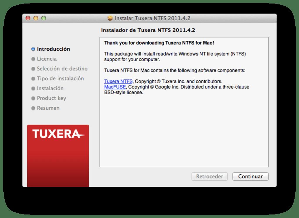 Tuxera Ntfs For Mac Trial