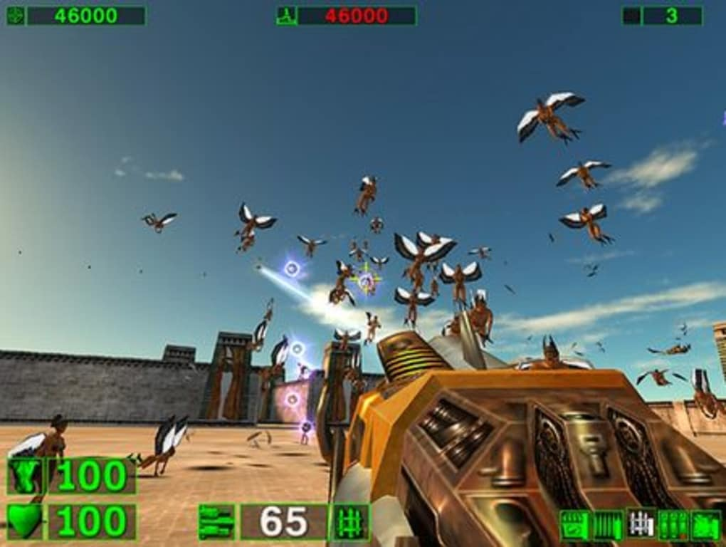 serious sam the second encounter download tpb