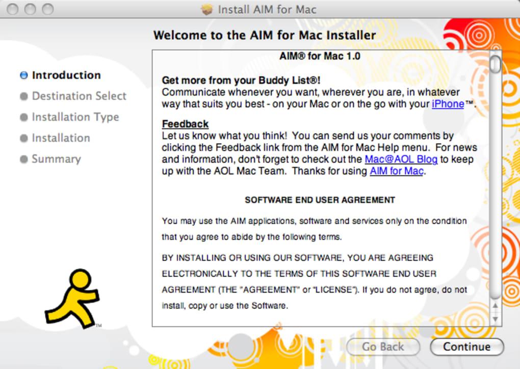 Aim For Mac Mac Download