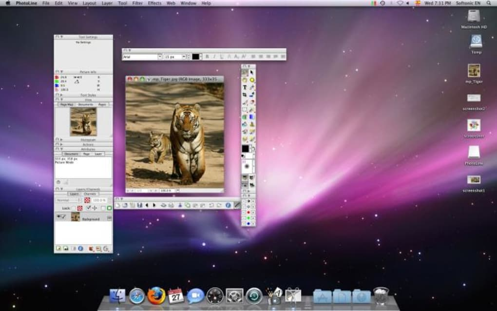 photoline mac