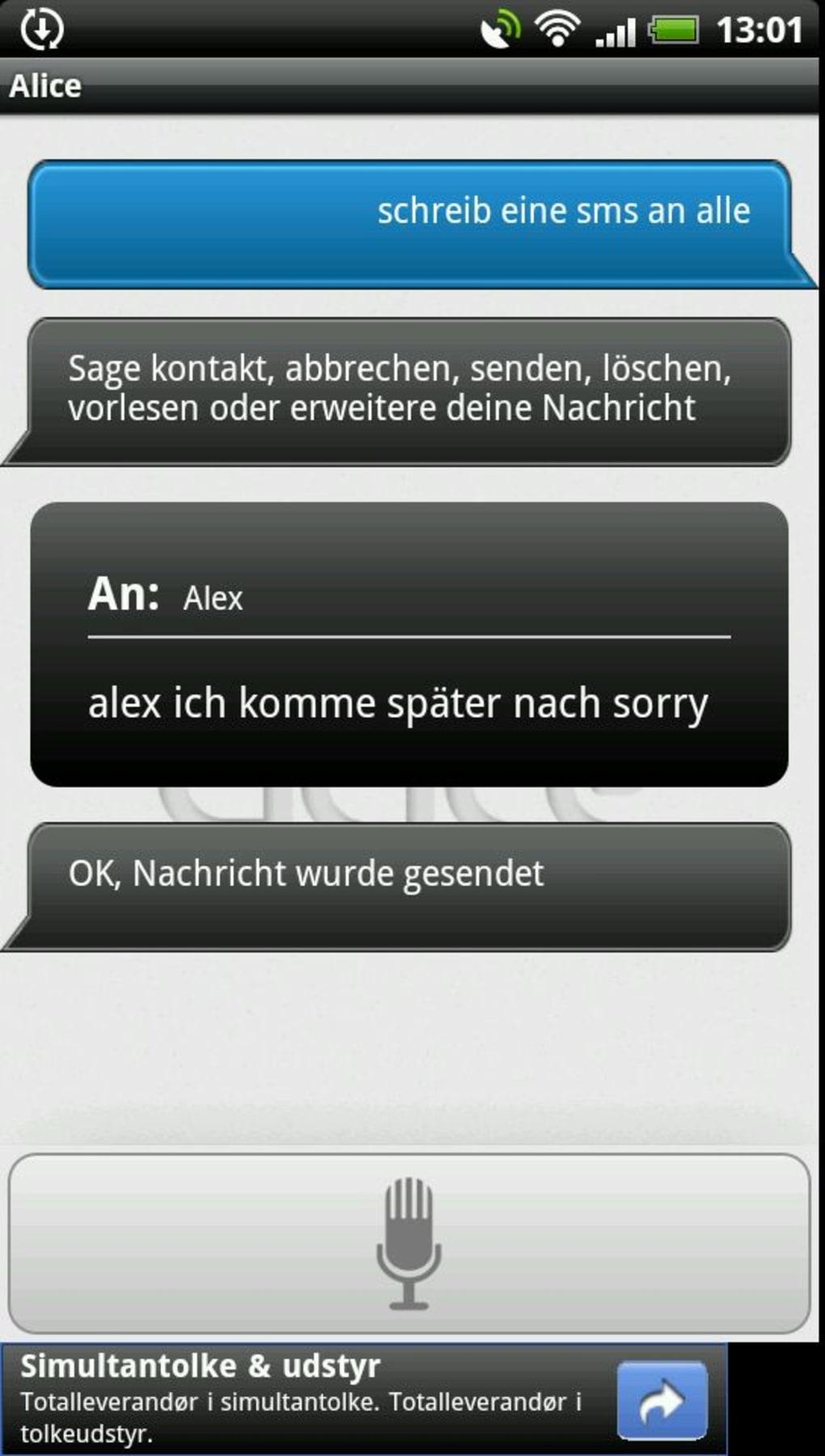 aivc offline spracherkennung