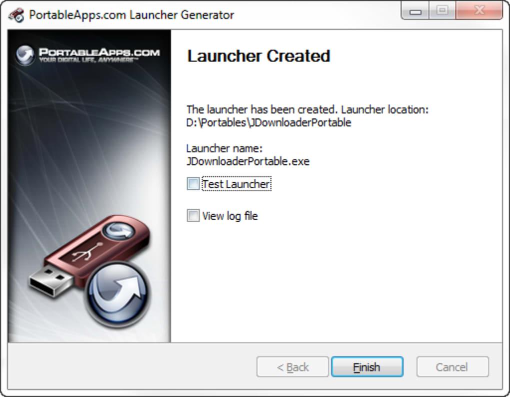 PortableApps Launcher - Télécharger