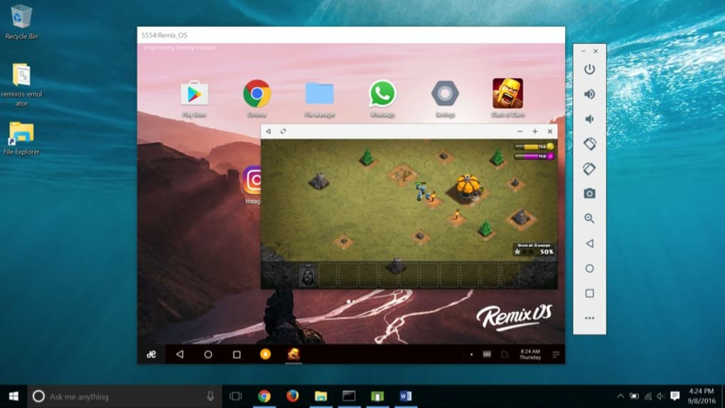 Remix OS Player - Download