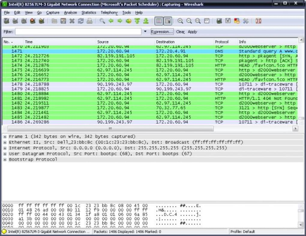 wireshark free download for android