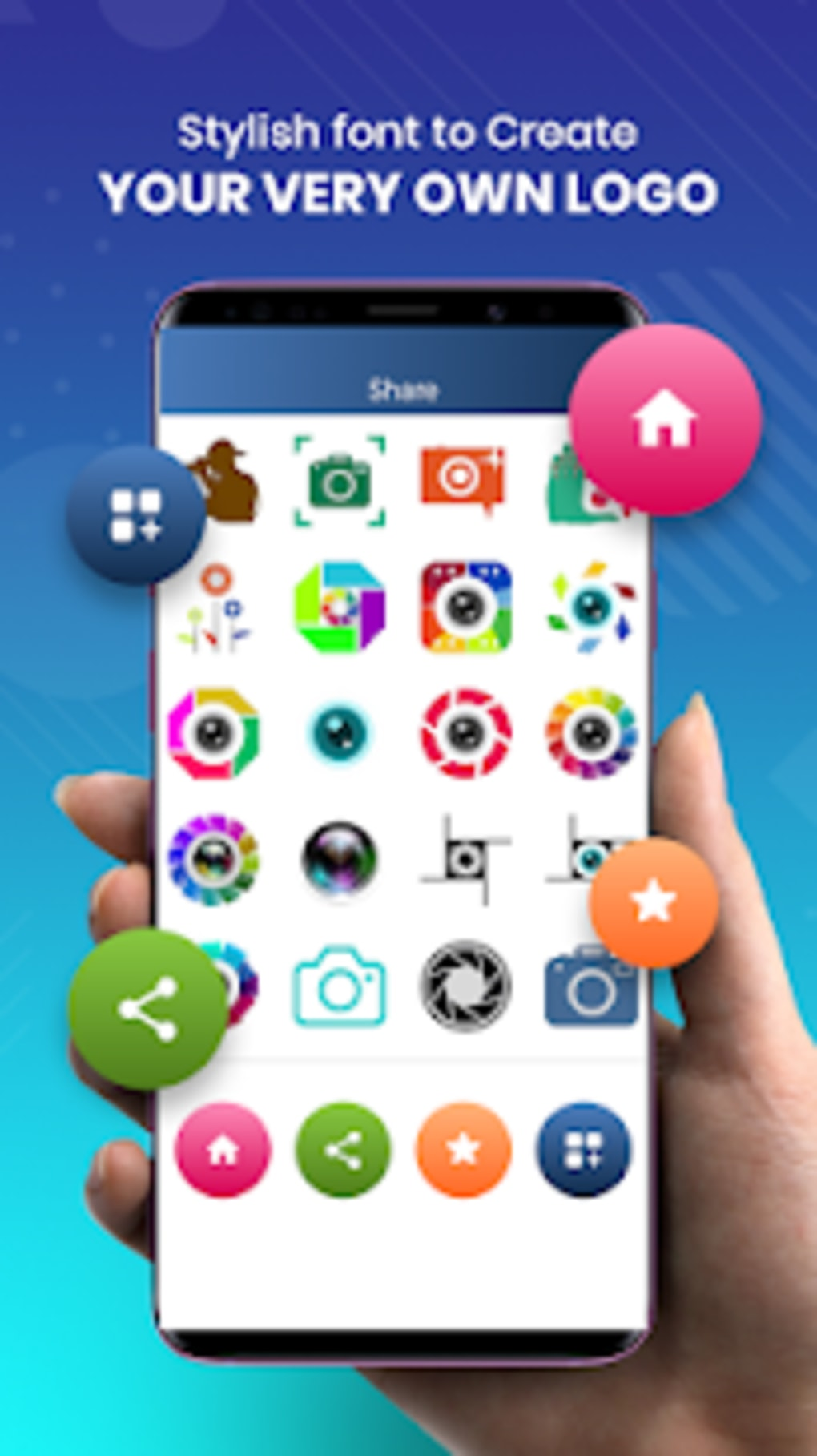 Logo Maker 2018 Logo 3D Pro:Logo Designer Free for Android