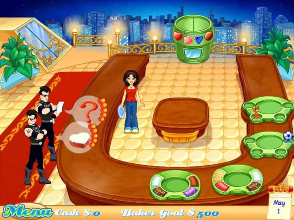 full version cake mania free online