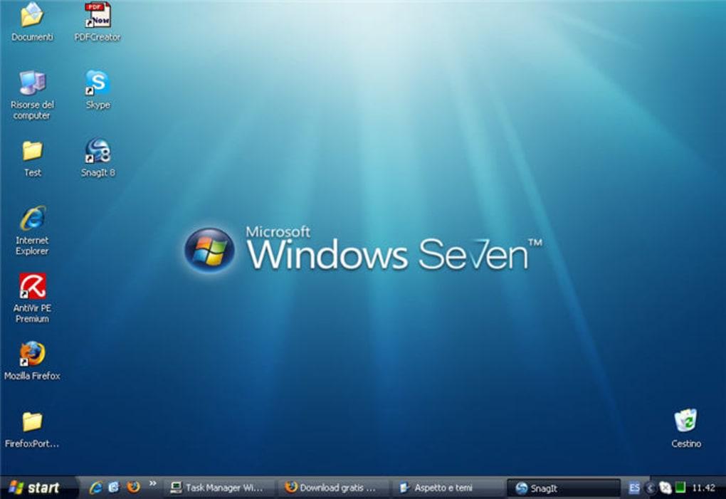 Windows Seven Wallpaper Windows Download