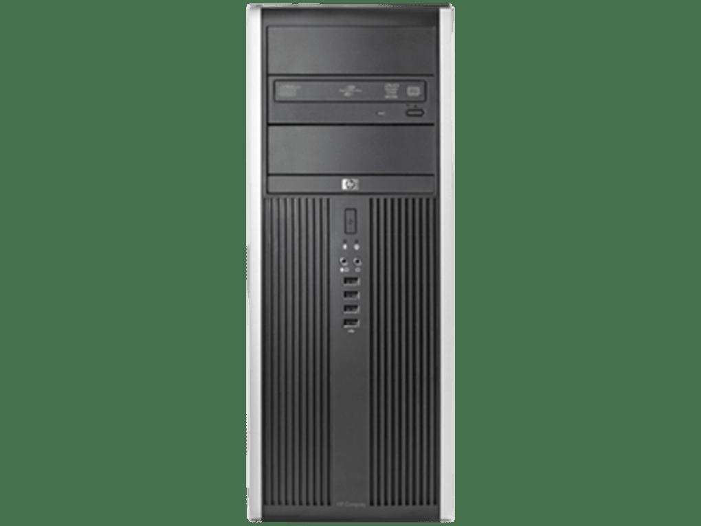 HP Compaq Elite 8300 Convertible Minitower PC drivers - Download