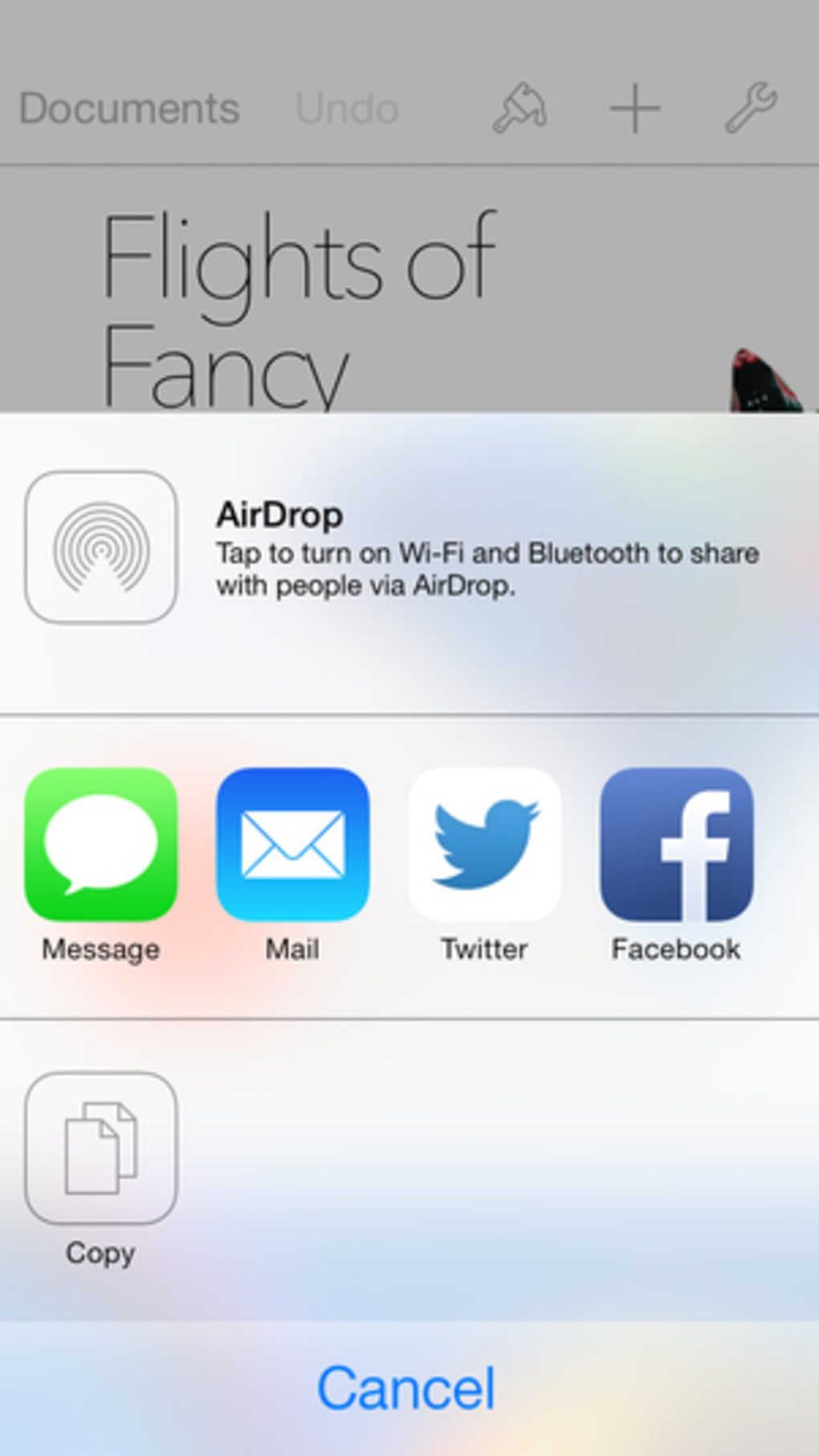 Pages for iPhone - Download
