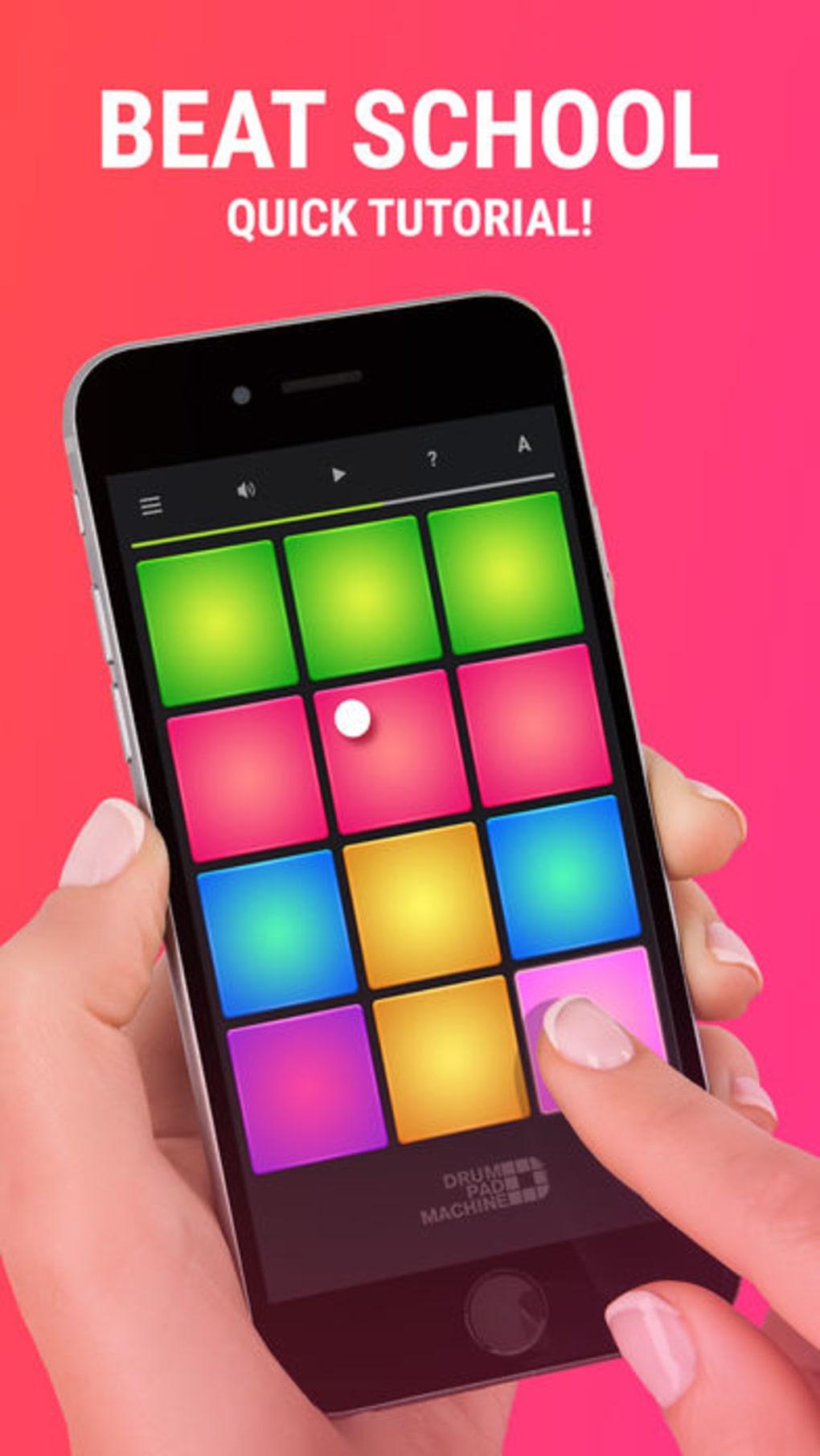 Drum Pad Machine - Beat Maker for iPhone - Download