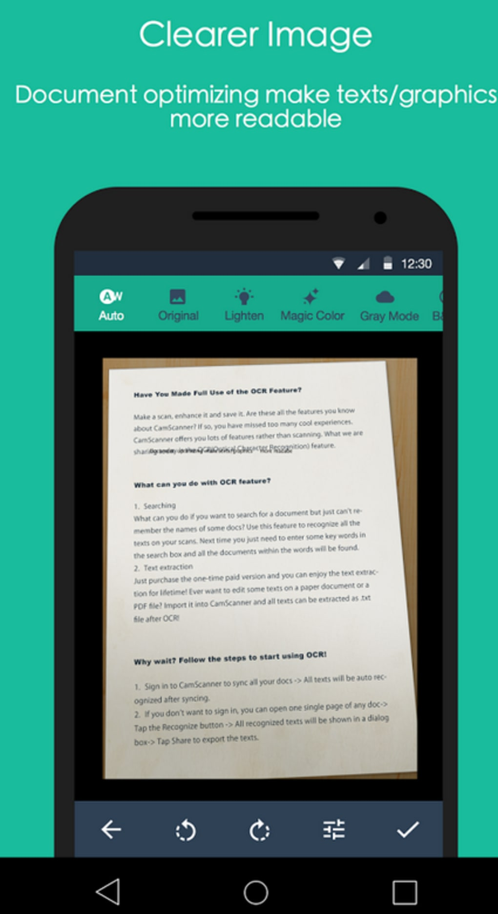 CamScanner Free for iPhone - Download