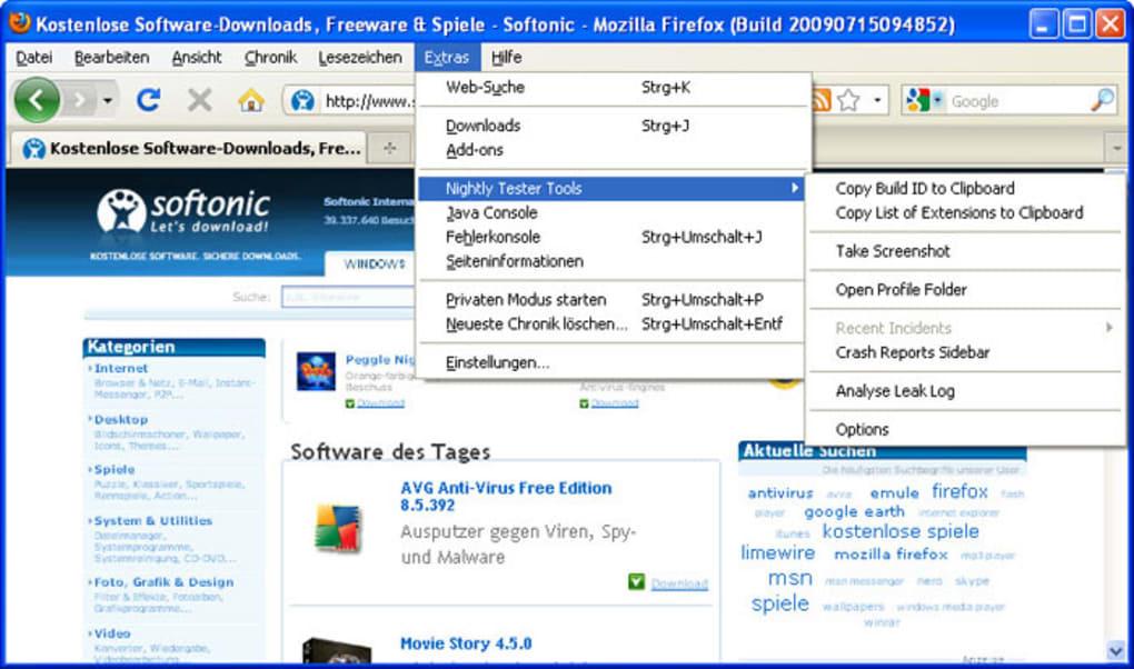 Firefox Antivirus Software Download