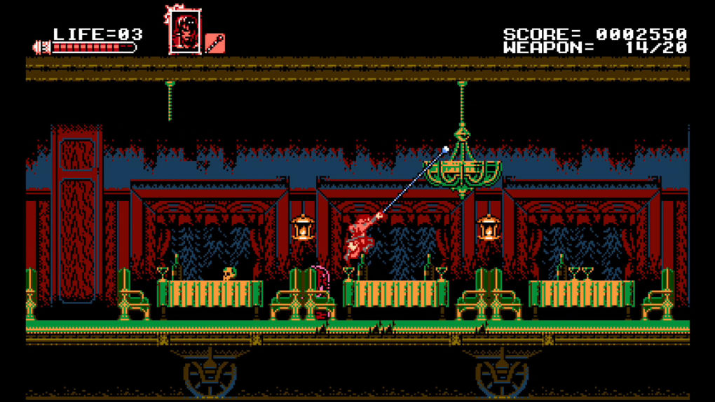 Bloodstained: Curse of the Moon - Download