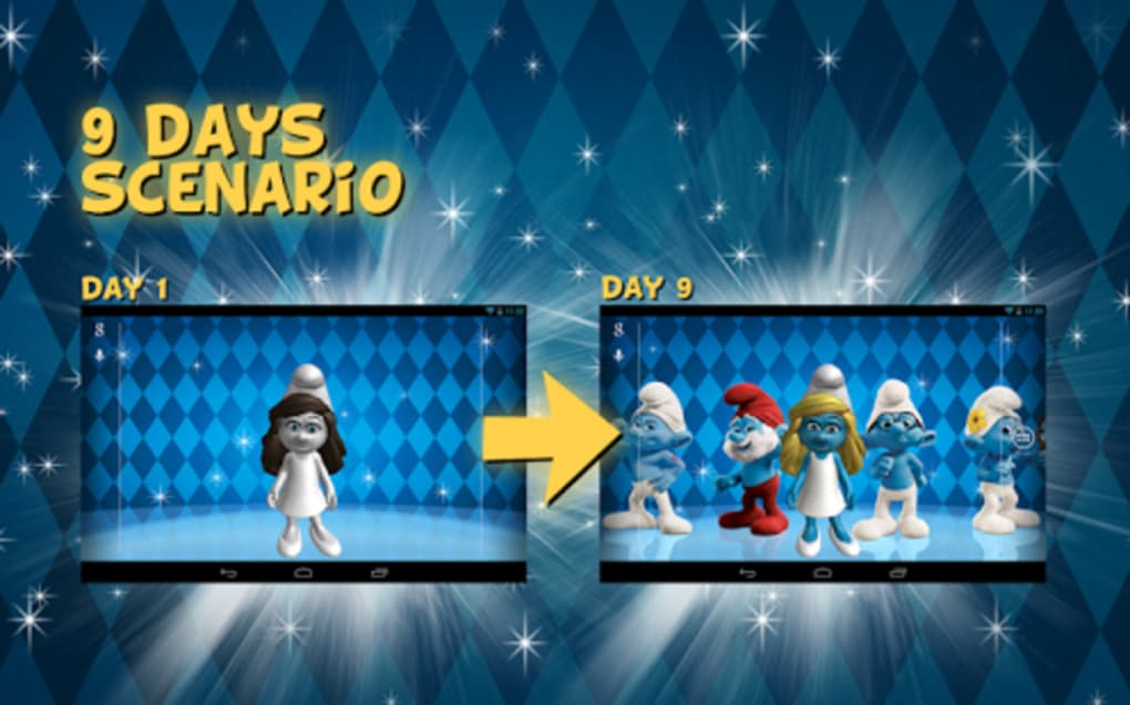 The Smurfs 2 3d Live Wallpaper For Android Download