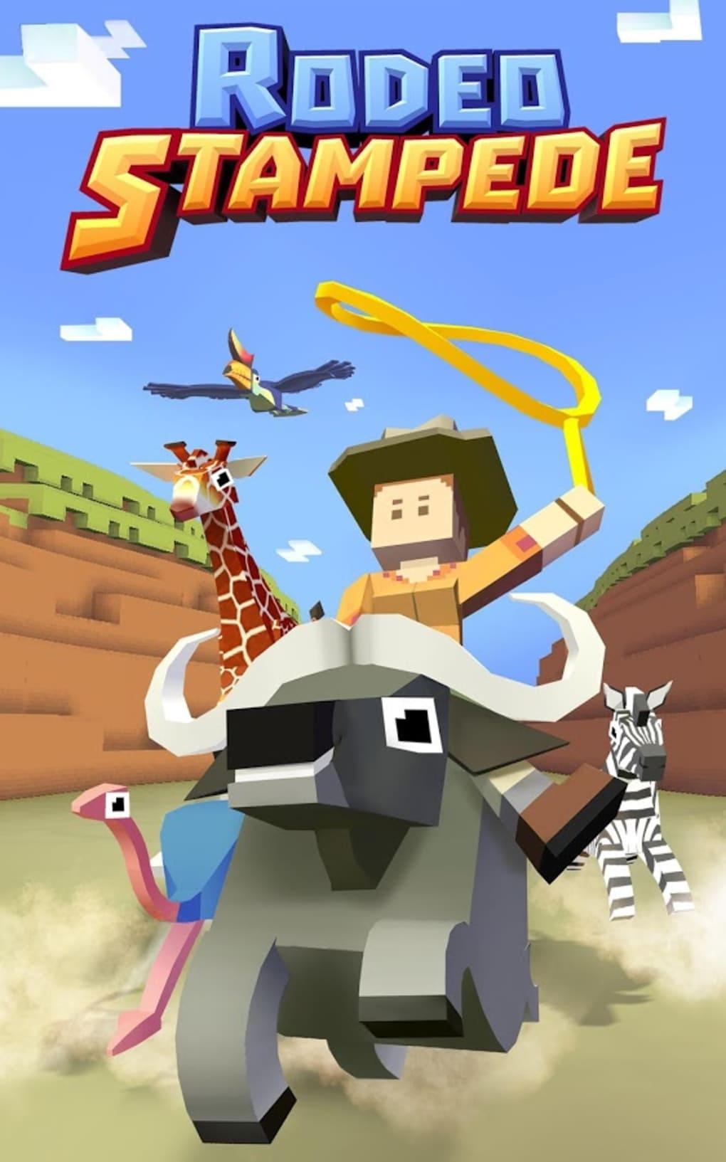 Rodeo Stampede Sky Zoo Safari Para Android Descargar