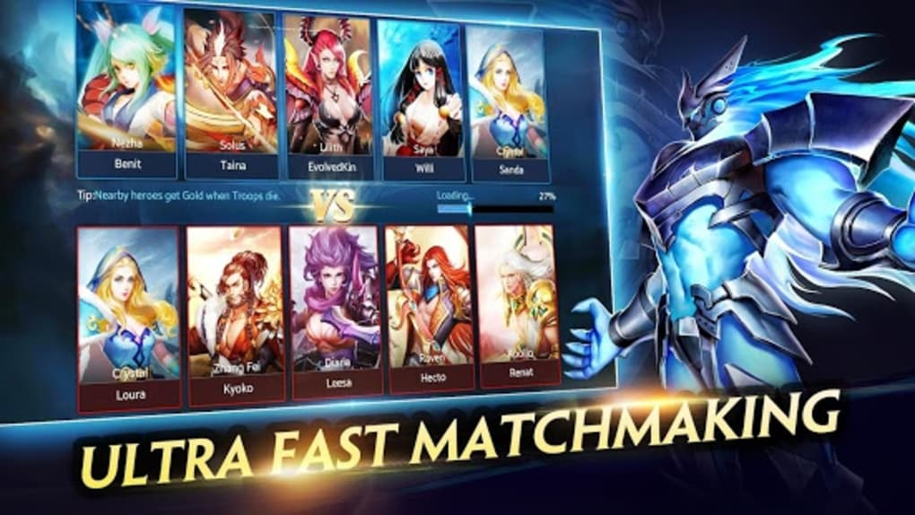 Heroes Evolved for Android - Download