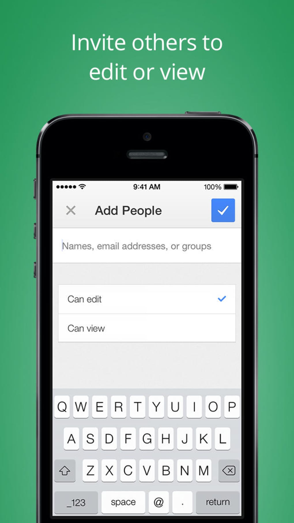 Google Sheets For Iphone Download