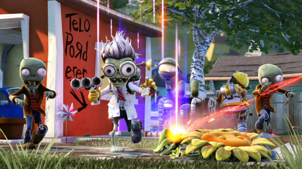 Plants Vs Zombies Garden Warfare Descargar
