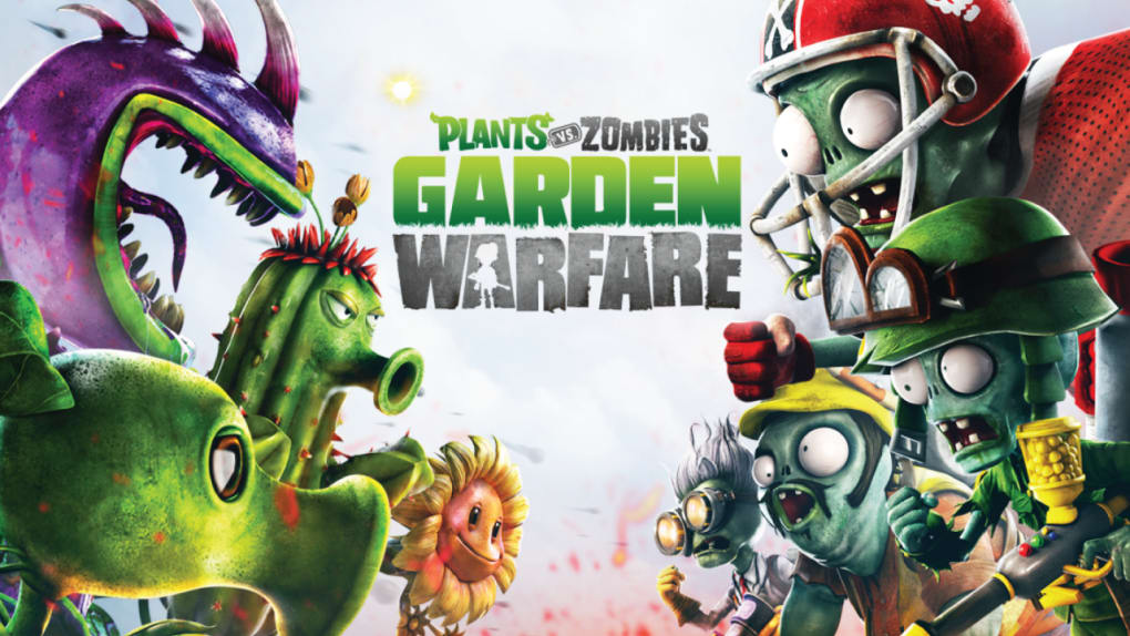 Plants vs  Zombies: Garden Warfare - Download