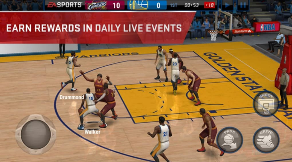 NBA LIVE Mobile for Android - Download