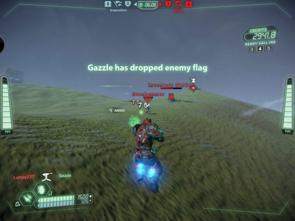 le jeu tribes ascend