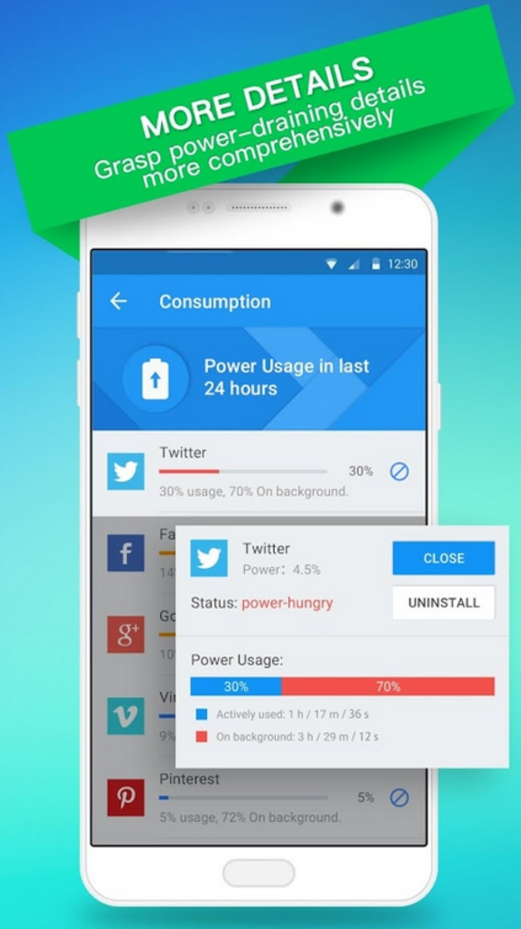 360 Battery Plus - Power Saver for Android - Download