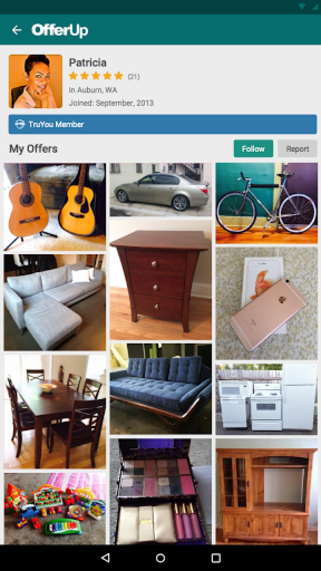 OfferUp - Buy  Sell  Offer Up for Android - Download