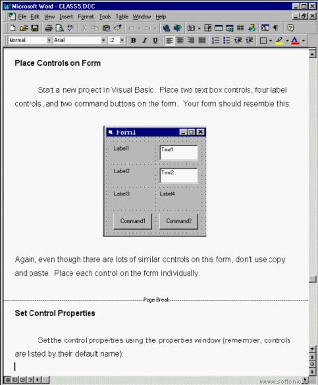 visual basic tic tac toe code download
