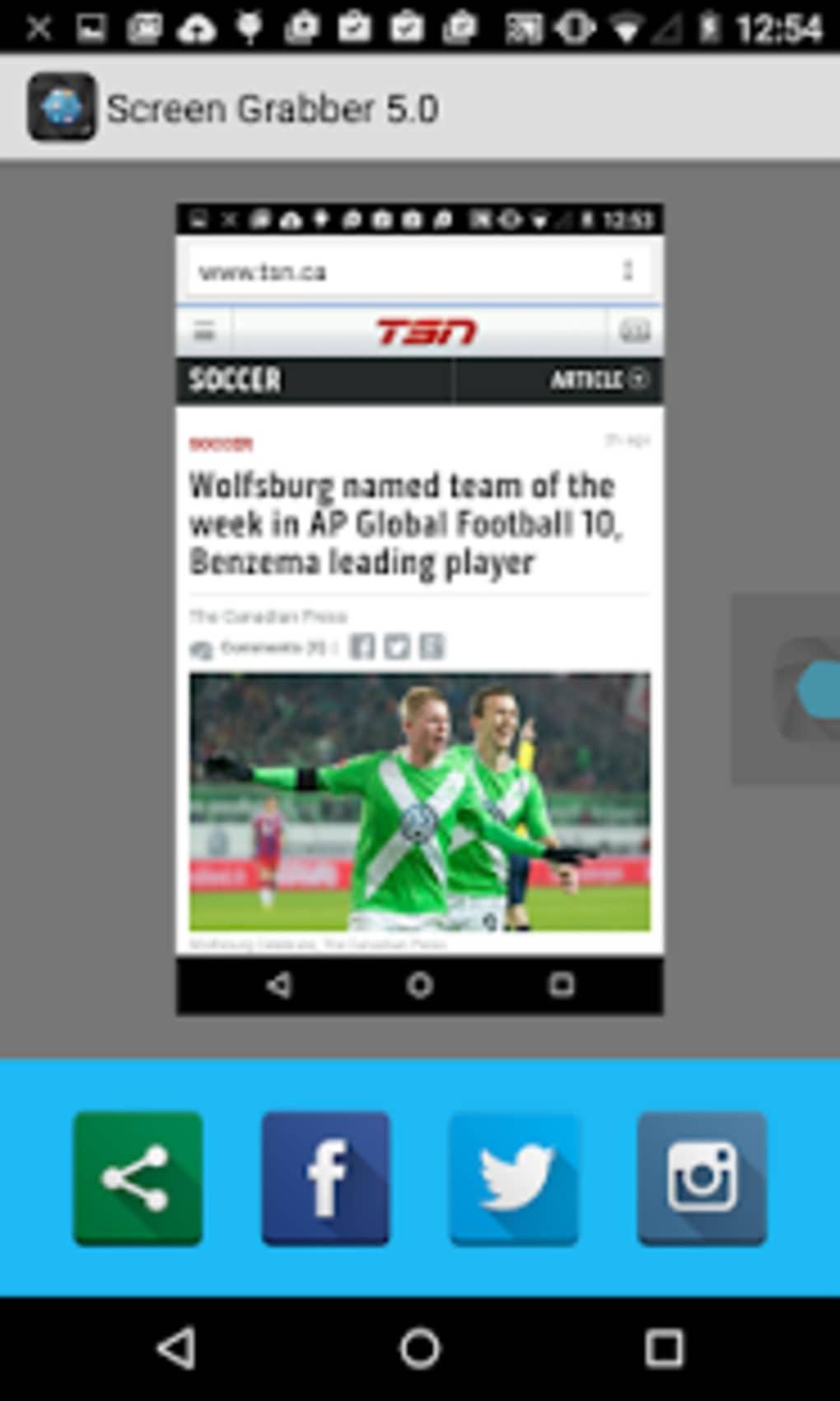 Screenshot  Screen Grabber