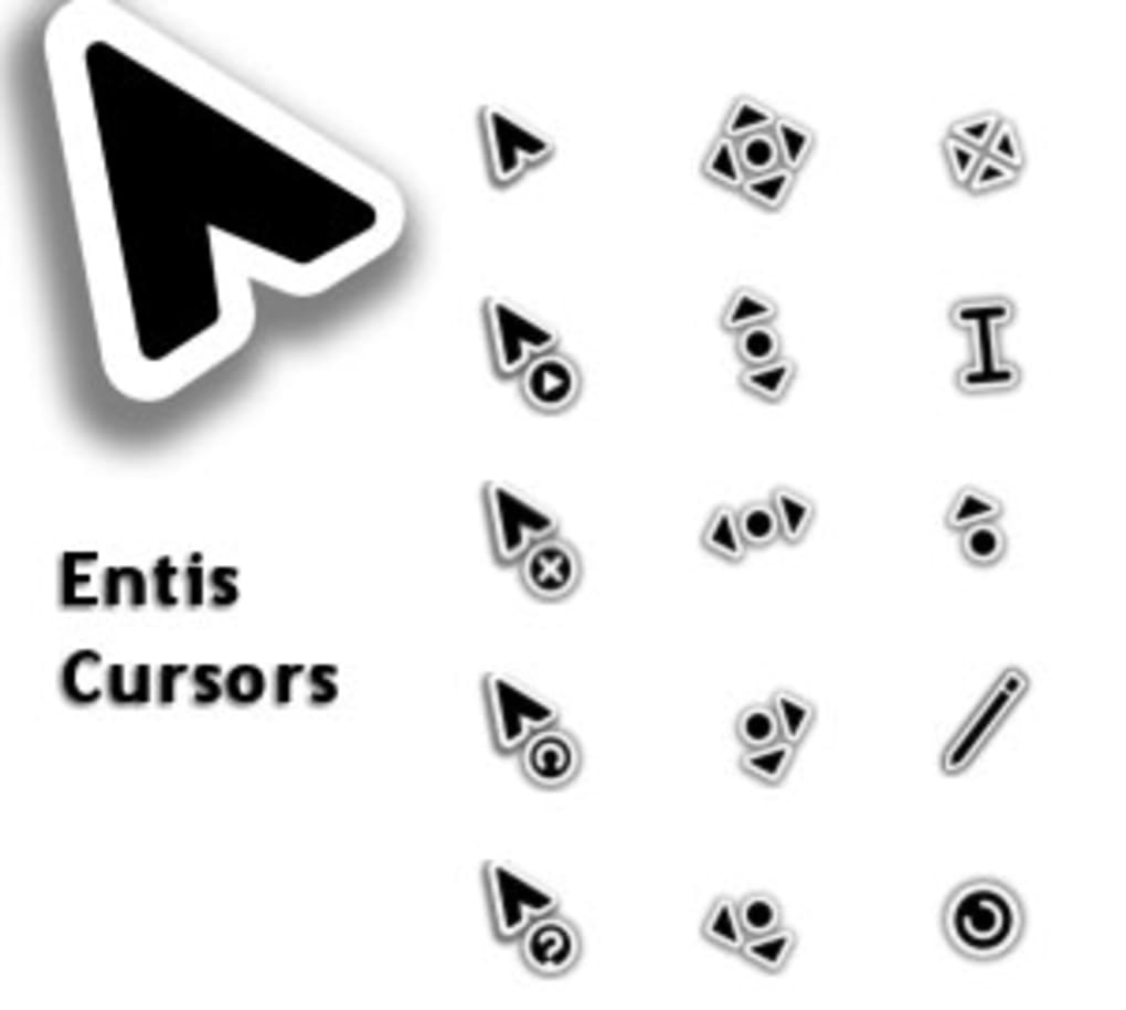Entis Cursors - Download