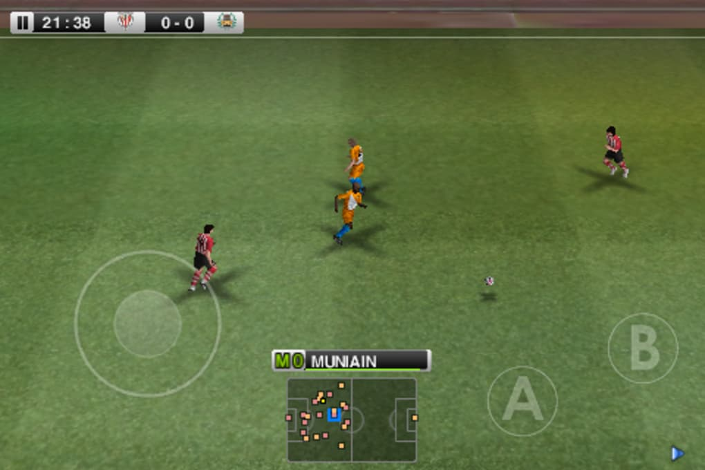 PES 2012 for iPhone - Download