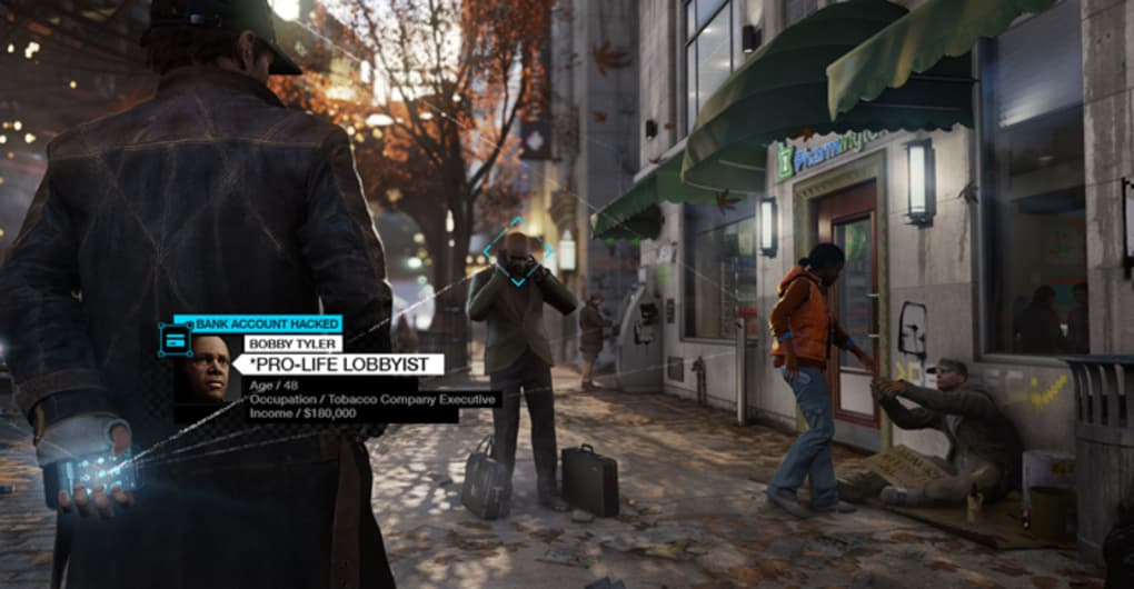 Watch Dogs Wallpaper Download