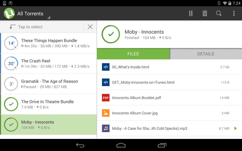 utorrent software free download for android mobile