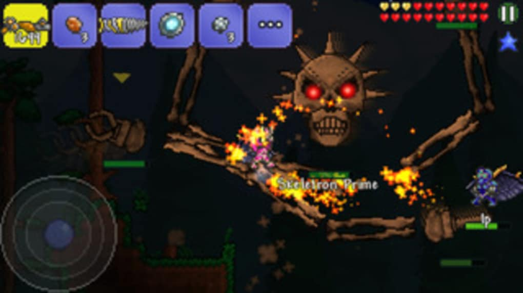 Terraria for iPhone - Download