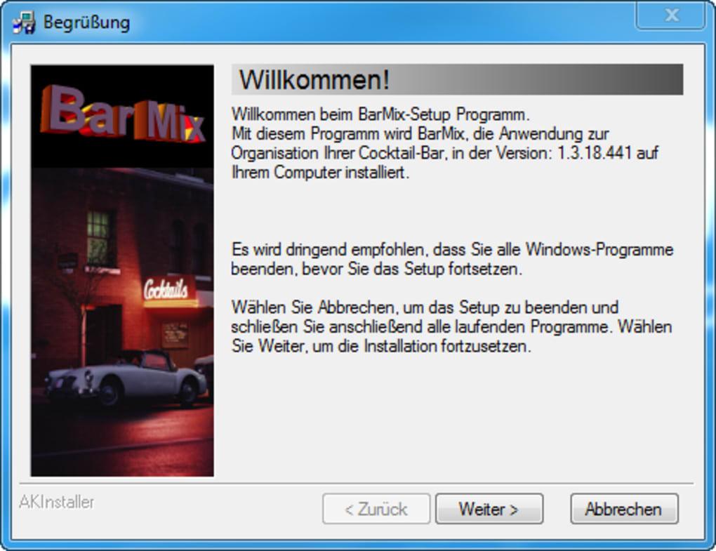 BarMix - Download
