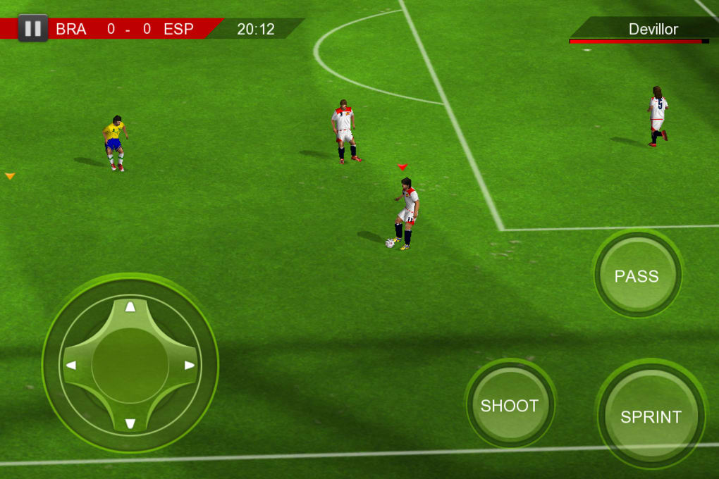 download game real football 2019 android gratis