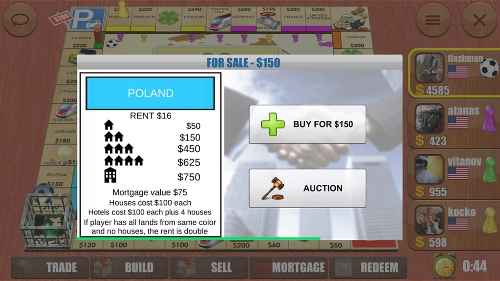 Rento monopoly game online download.