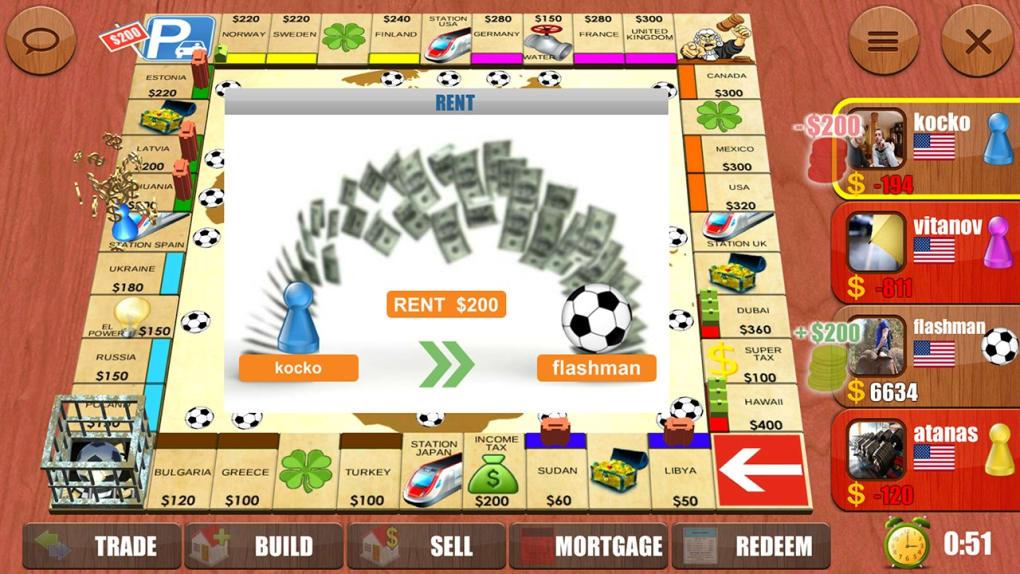 Monopoly Full Game Online