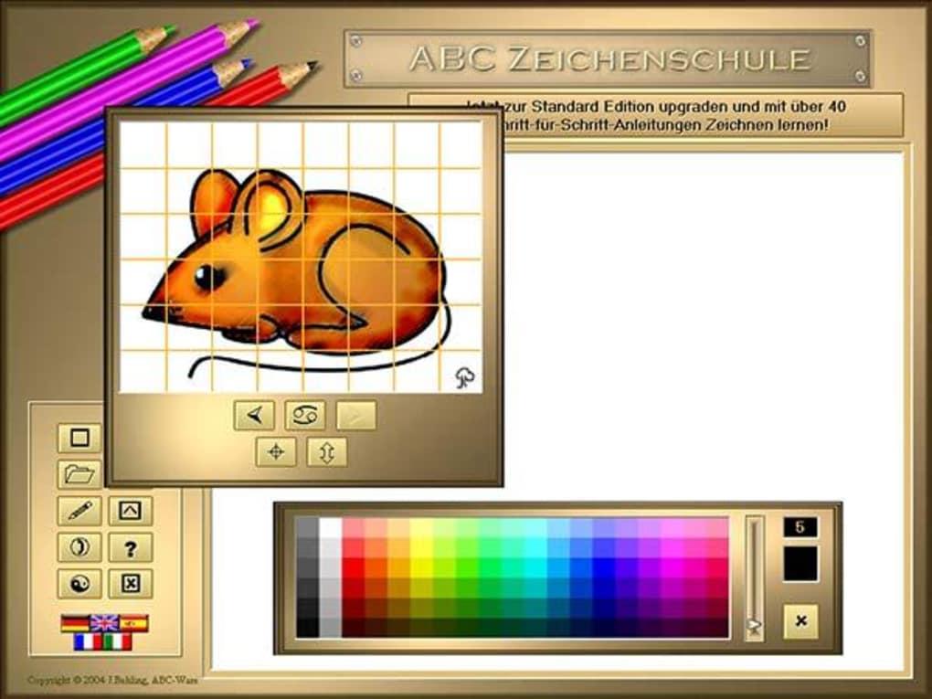 Abc Zeichenschule I Tiere Download