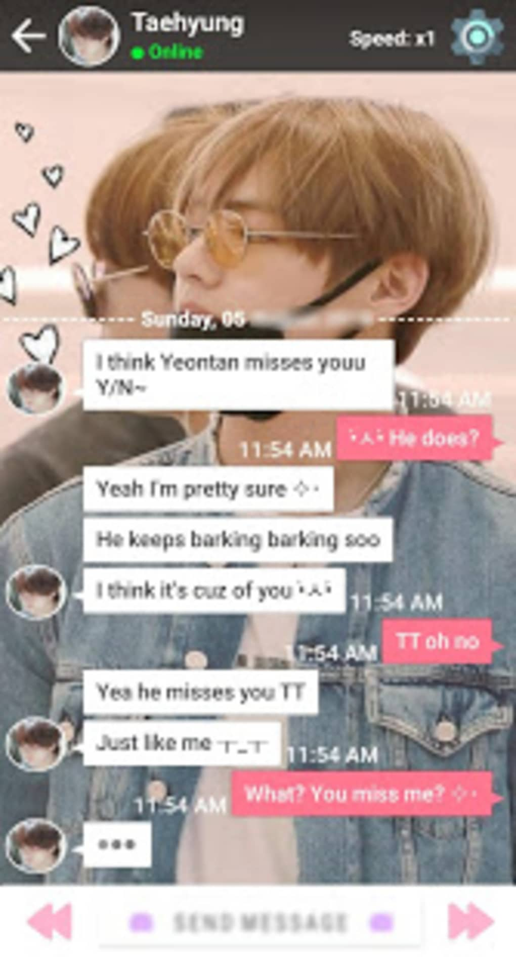 BTS Messenger 2 for Android - Download