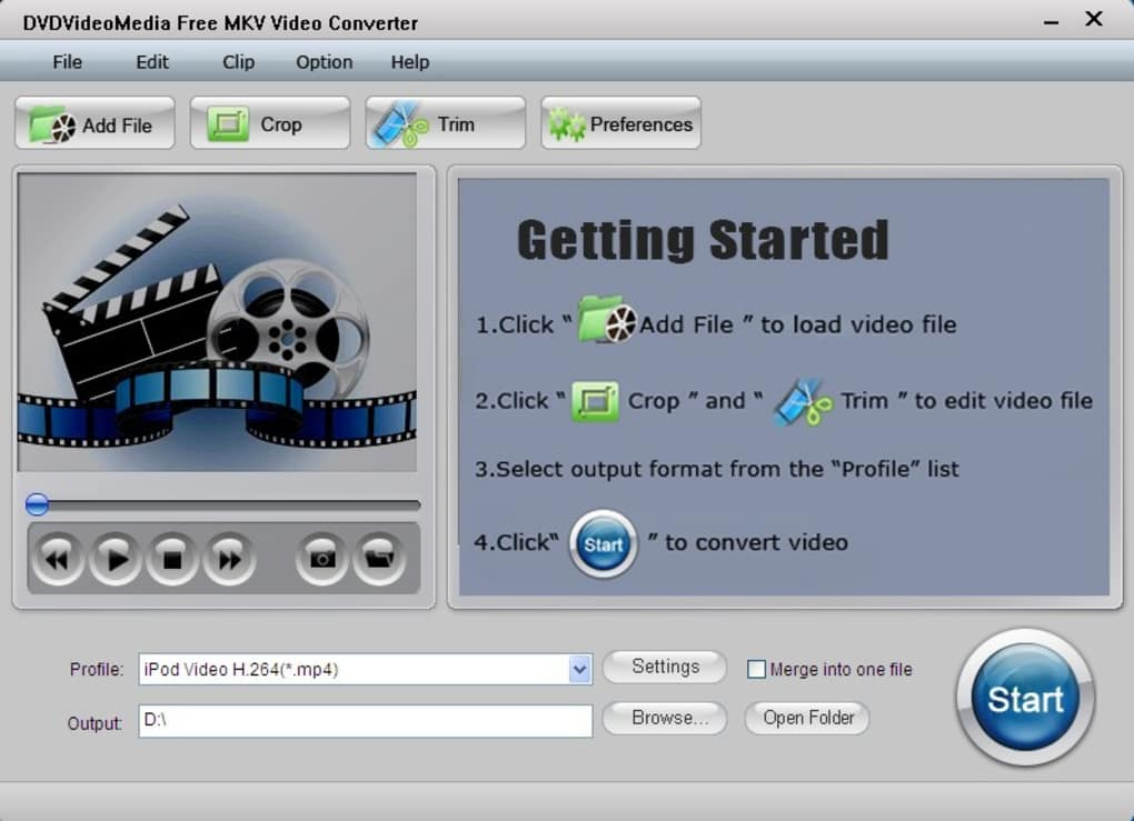 Convert 250 Video and Audio Formats