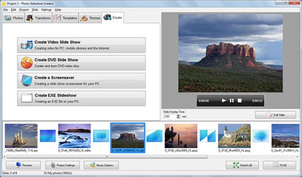 Photo Slideshow Creator Download