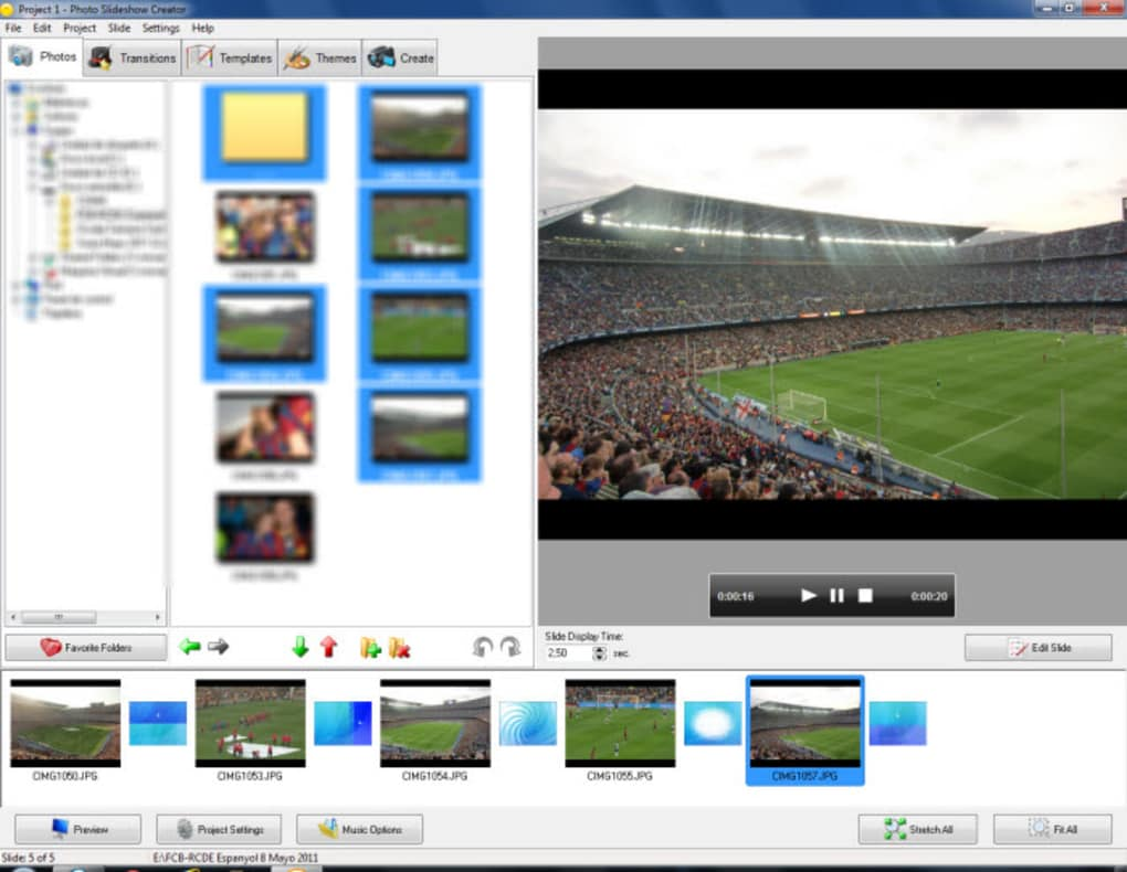 Photo Slideshow Creator - Download