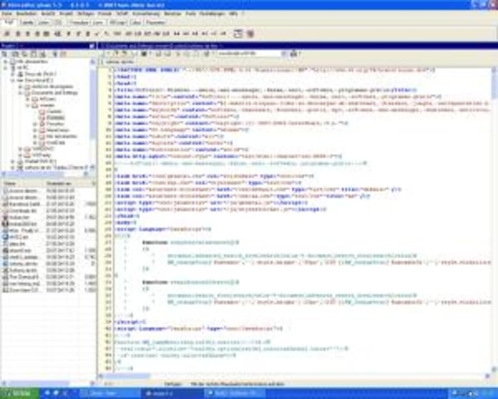 HTML Editor Phase   Download