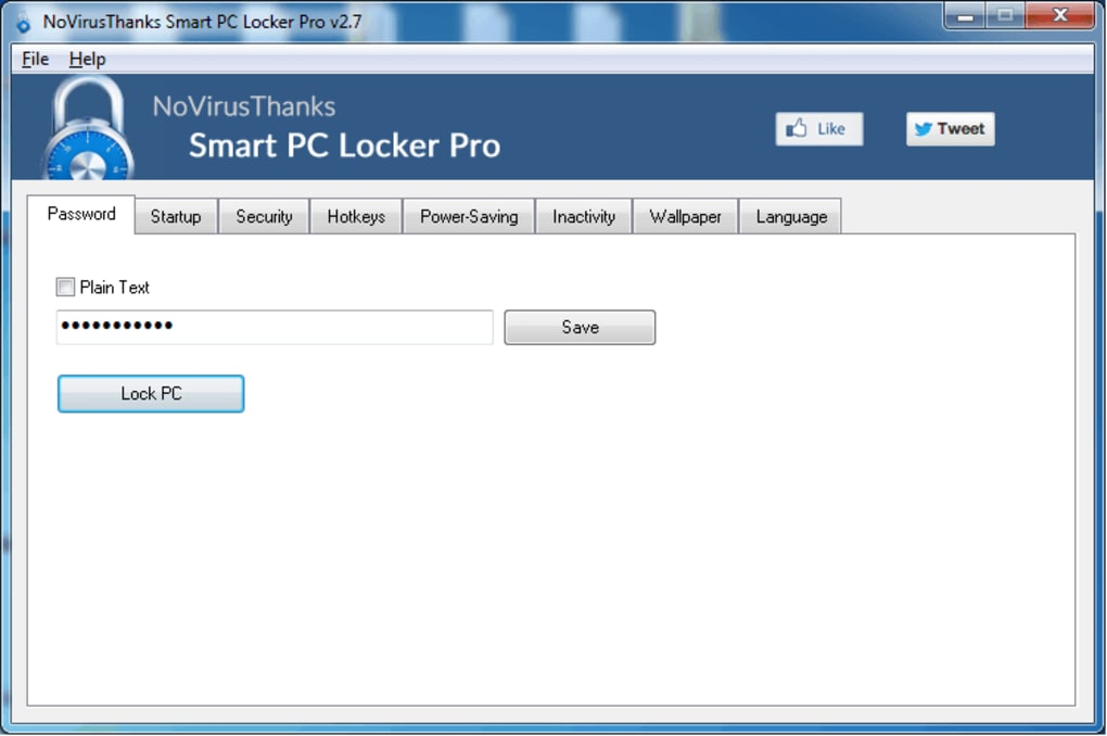 application lock software for pc free download full version